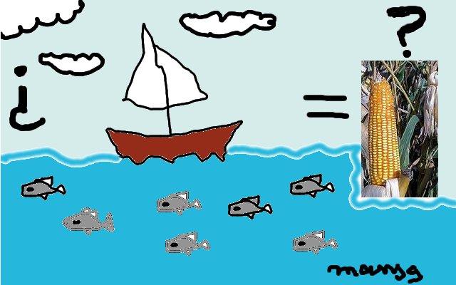 choclo y mar